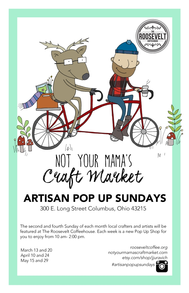 pop up sundays spring