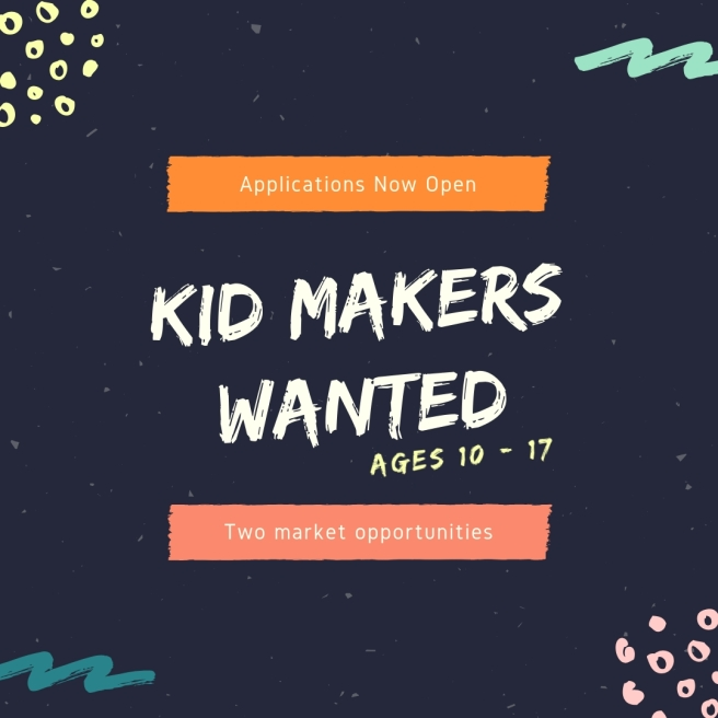 Kid MakersWANTED