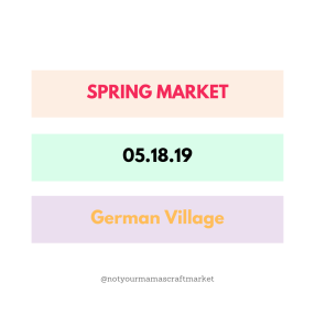 Spring Market Colors